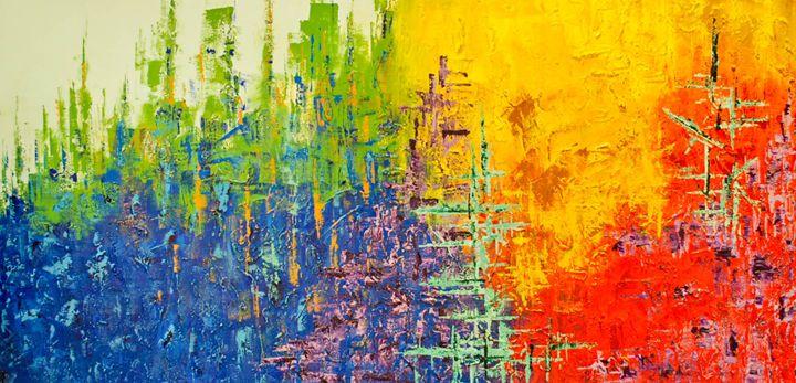 JMM: Limitless Opportunities - Moyle's Abstract Fine Art