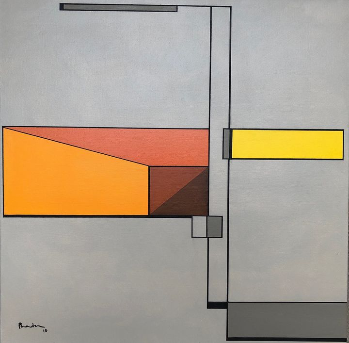 Composition # 7 - Aurelio Posada