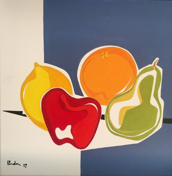 Fruits 1 - Aurelio Posada