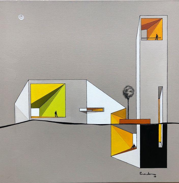 Architecture Dream # 1 - Aurelio Posada