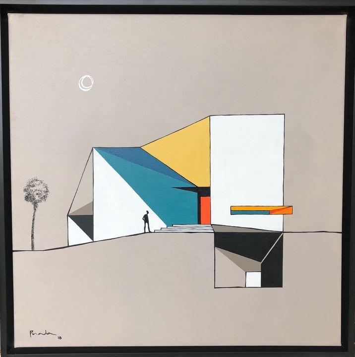 Architecture Dream # 8 - Aurelio Posada