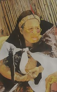 The Queen Mum/ Indlovukazi