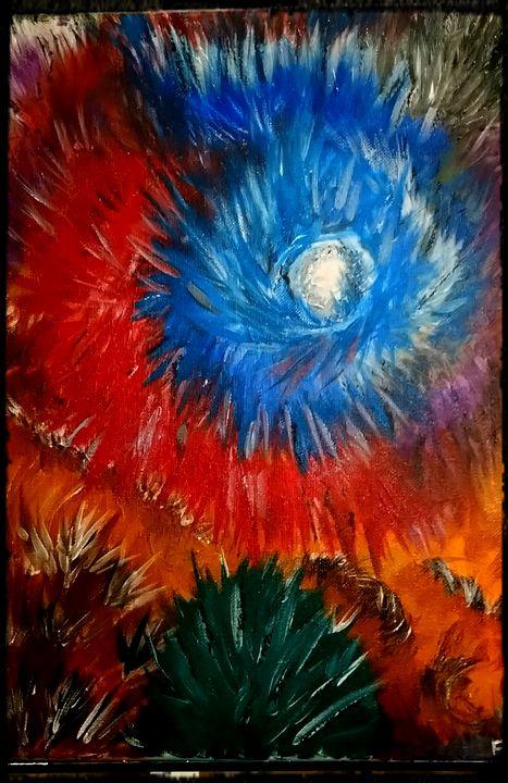 Fireflower - Fiona Dangerfield