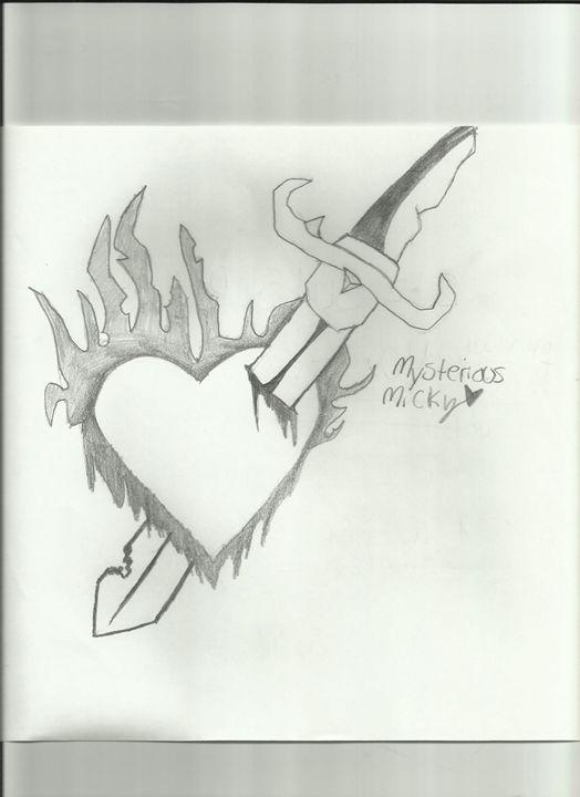 broken hearted - Micky