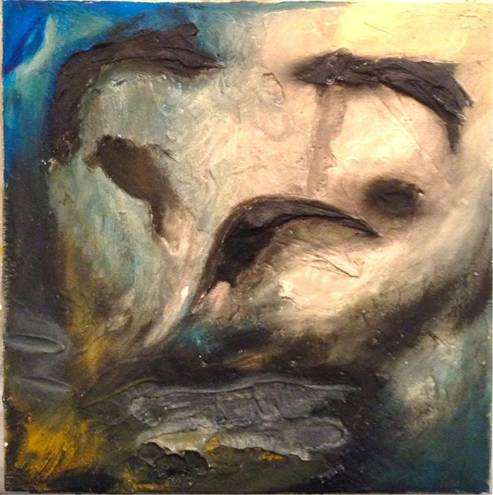 Sad Charlie - Mark Rivers Art Gallery