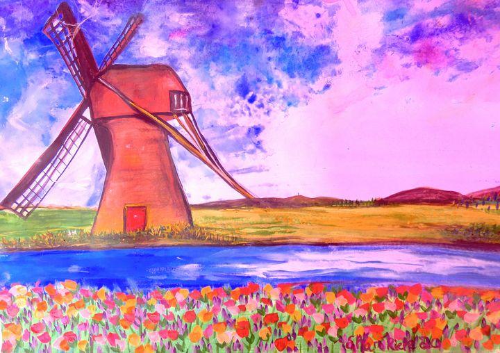 Tulip Festival - Shari Riepe