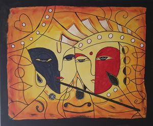 Krishna -Radha