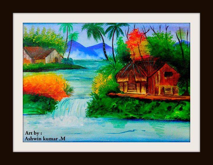 Nature - ASHWIN KUMAR