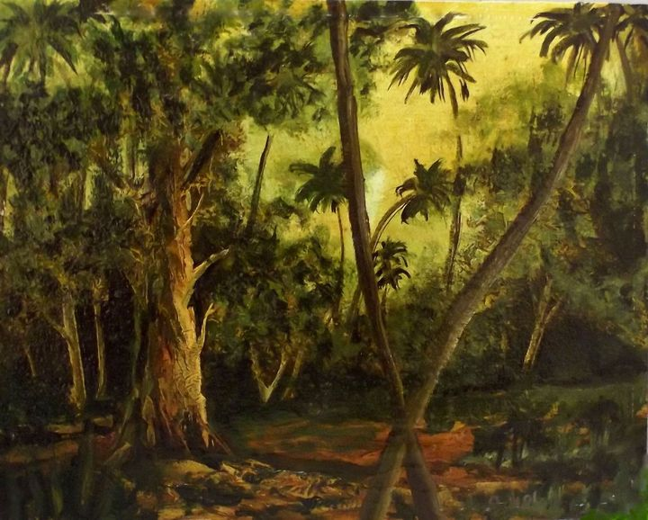 In the Jungle - Artscapes