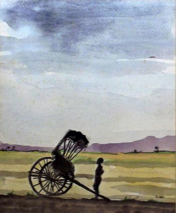 Rickshaw - Artscapes