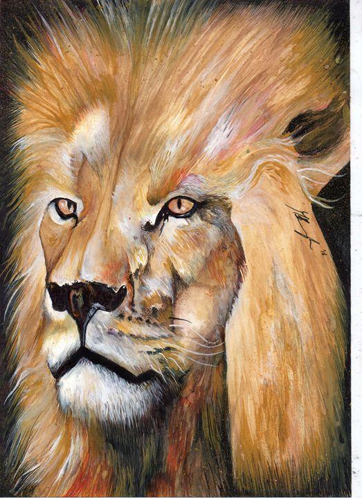 'Lion' by Michael Branagh - Michael Branagh