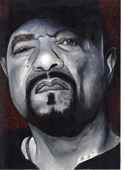 'Ice-T' by Michael Branagh - Michael Branagh