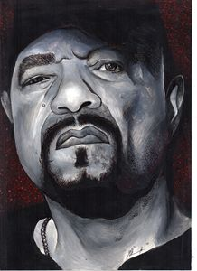'Ice-T' by Michael Branagh