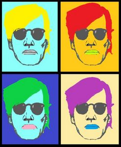 Mr Warhol - Tim Behan
