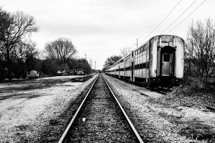 Abandoned Train Horicon 3 - C. Nowak