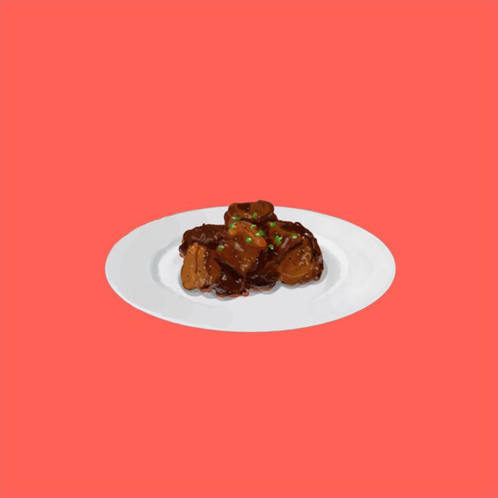 Pork Adobo (dry) - VEANJ