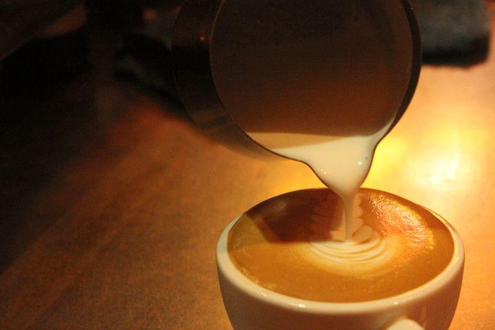 Latte Art - VEANJ