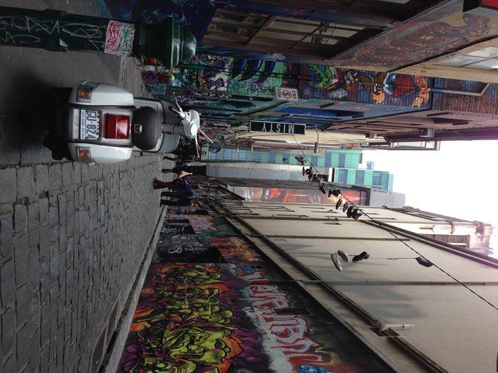 Melbourne - Tibzart