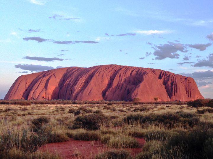Uluru - Tibzart