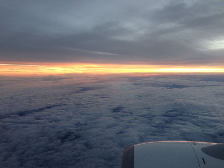 Sea clouds - Tibzart