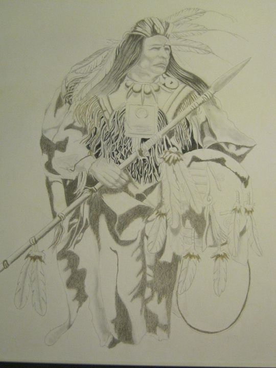 warrior - lasting impressions artwork