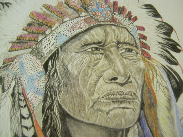the chief - lasting impressions artwork