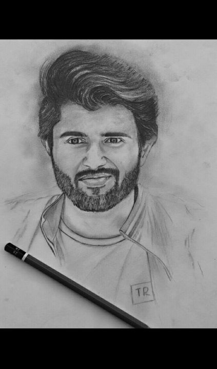Arjun Reddy - My sketches