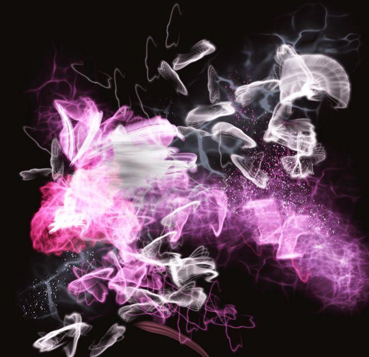 Fantasy butterflies - SuArtandCo