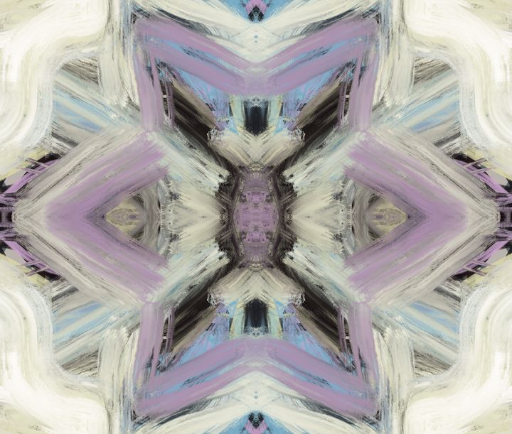 Crystal of love - Art by Susanna Schorr