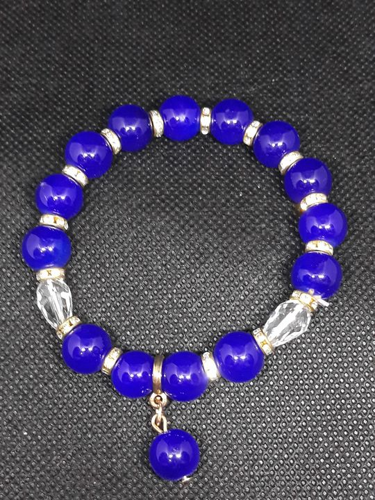 Blue  bracelet - Jennifer Lopez