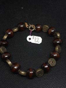 Dark wood bracelet