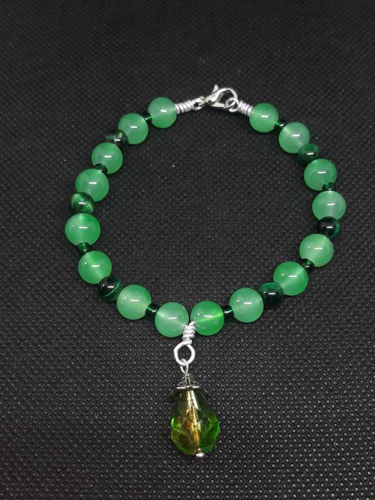 Light green bracelet - Jennifer Lopez