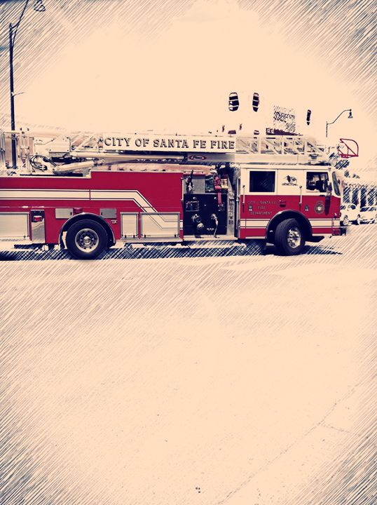 City of Santa Fe Fire - The Creative i Studio