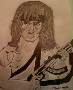 Rambo sketch
