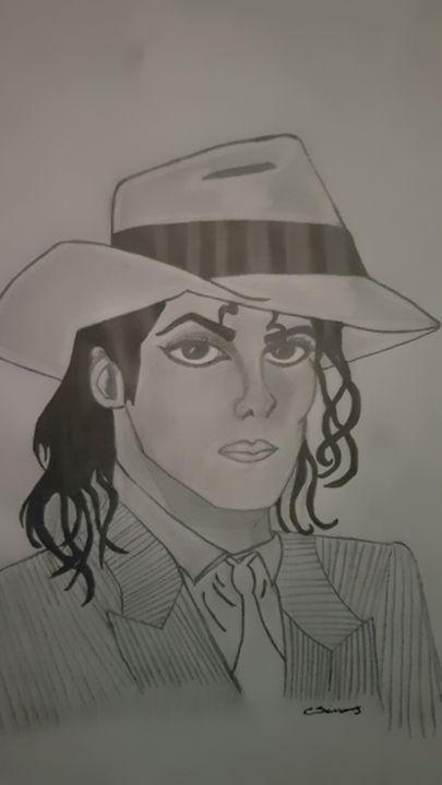 Michael jackson - Handpencil