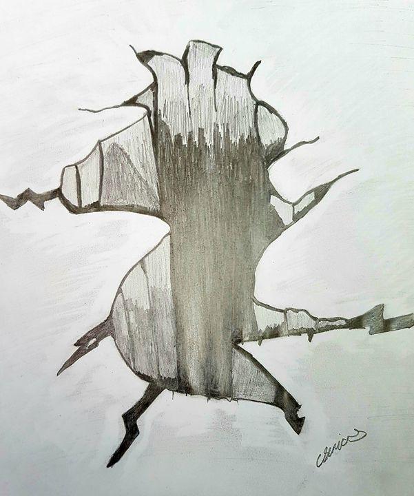 3D sketch - Handpencil