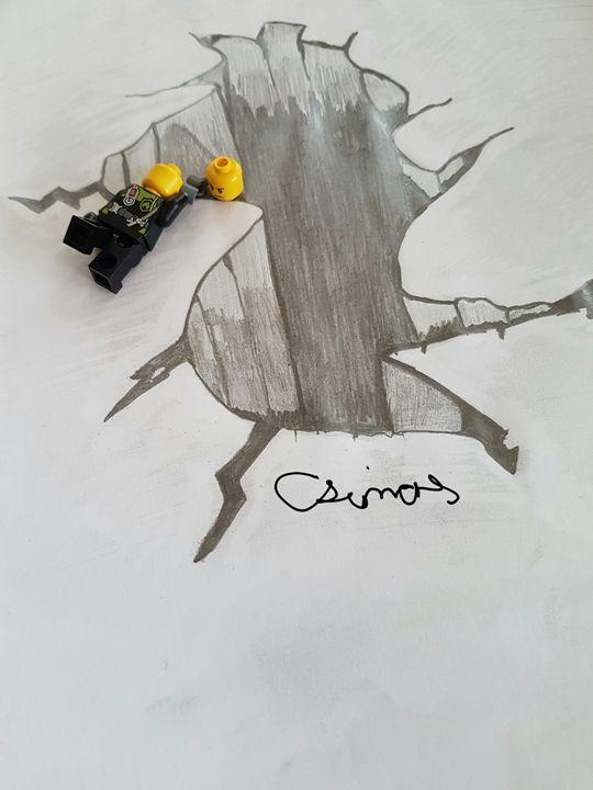 3d - Handpencil