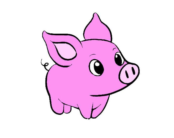 Chibi Pig - thisgirlthat