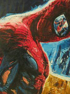 Spiderman - busang4321