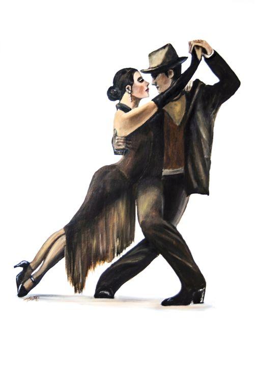 Takes Two to Tango - Suzanne Stokes