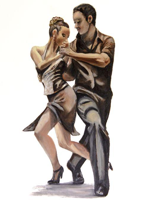 Tango Twist - Suzanne Stokes