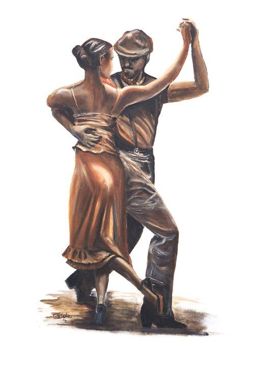 Tango! - Suzanne Stokes