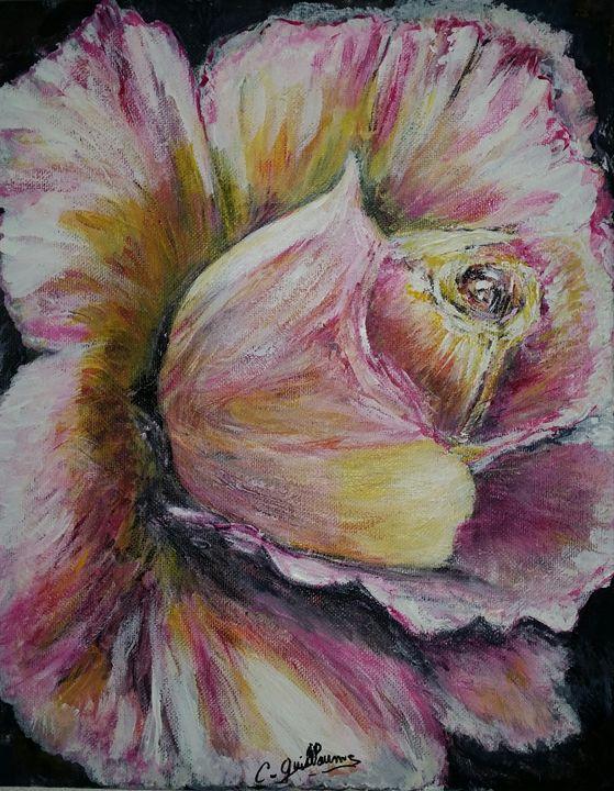 La Fleur - Claude's Paintings