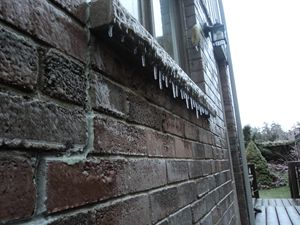 Ice storm in Ontario