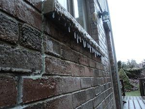 Ice storm in Ontario