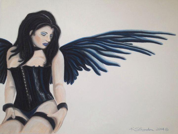 Angel - KSGordon Fine Art