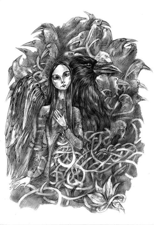 Ravens - Amy Sheli