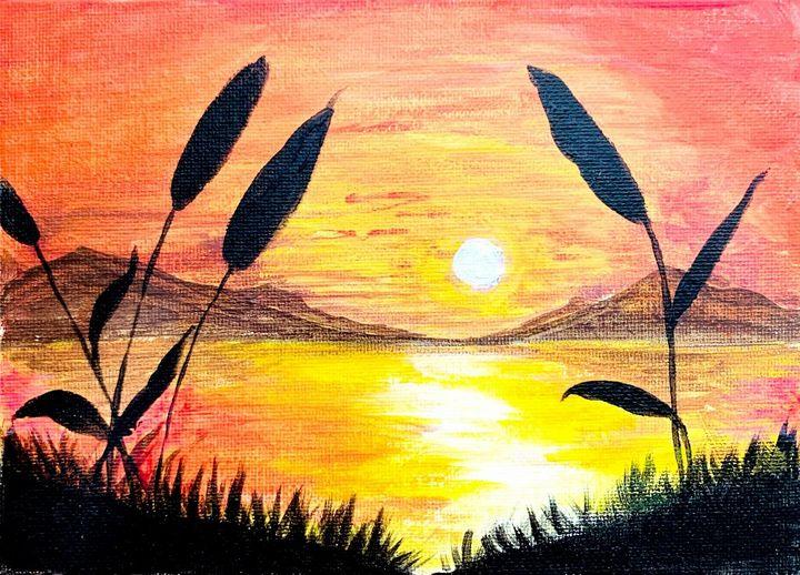 Sunset Look - Shaivi Kochar