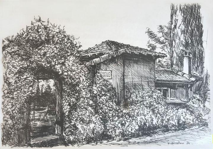 Villa Fiesole - Le Trayas - France - Pierre VASTCHENKO