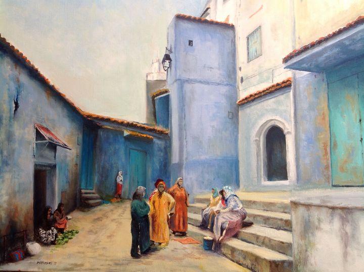 Chefchaouen - Maroc - Pierre VASTCHENKO